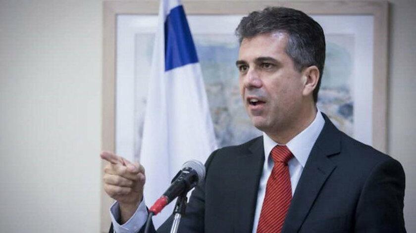 İsrail İstihbarat Bakanı Eli Cohen